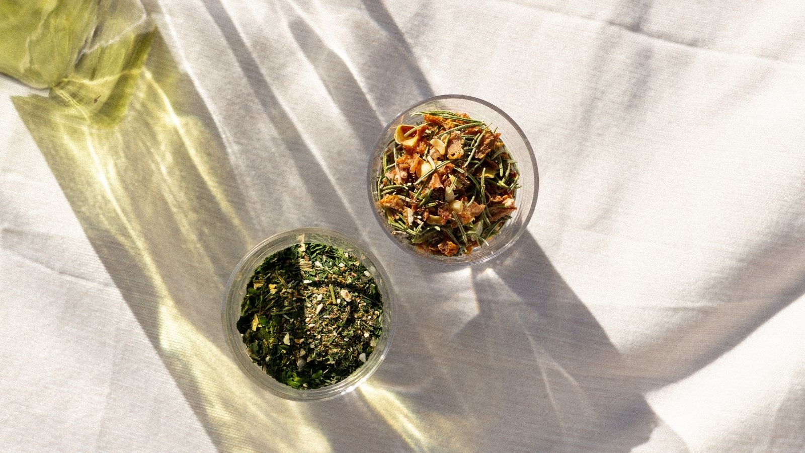 Winter Herb Lab Blends