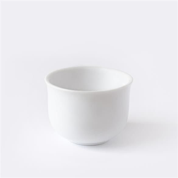 White Gongufu Teacup