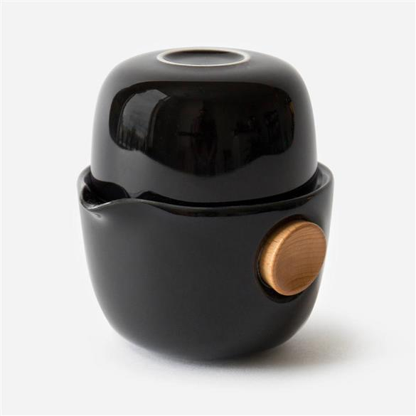 Brewing Nest Travel Teapot